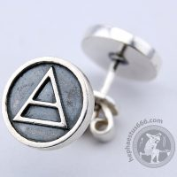 30 seconds to mars earrings made of 925 silver stud earrings 30 stm