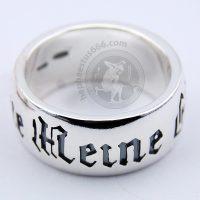 Meine Ehre Heist Treue ring my honor called loyalty ring meine ring meine ehre ring honor ring loyalty ring wedding rings wedding jewelry