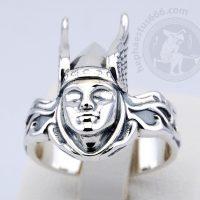 valkyrie silver ring valkyrie ring valkyrie jewelry valkyrie norse jewelry valkyrie goddess jewelry valkyrie vikings jewelry valkyries ring