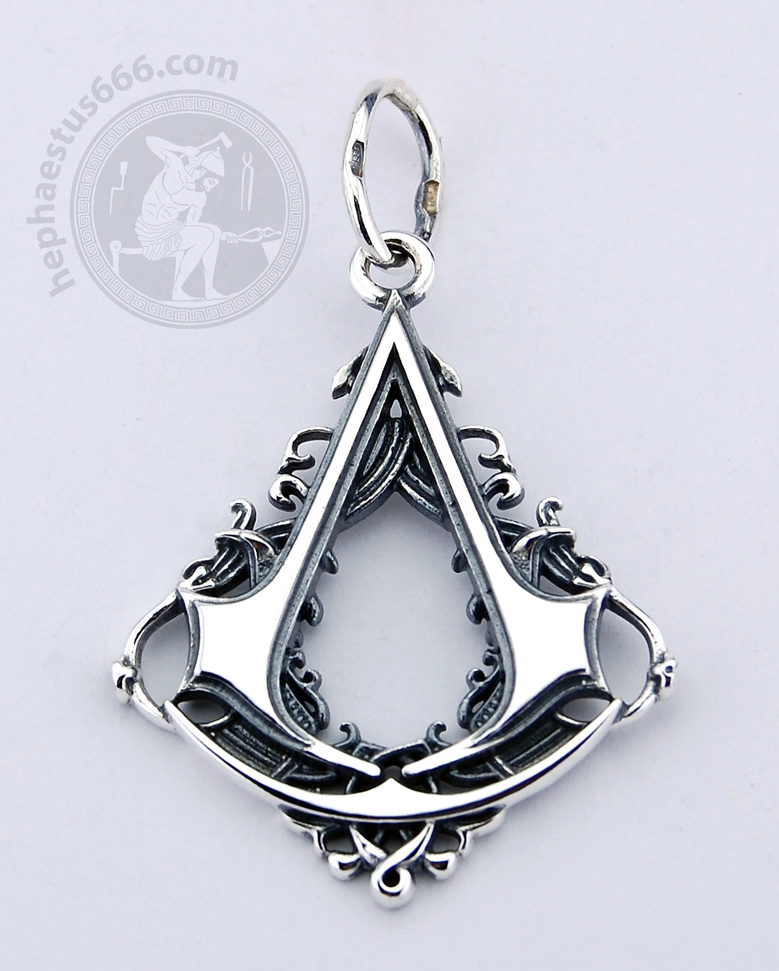 Connor Pendant From Assassins Creed Hephaestus665