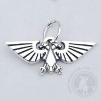 aquila pendant from warhammer 40k aquila warhammer pendant warhammer jewelry aquila silver necklace