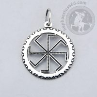 ladinets silver pendant ladinets pendant ladinets slavic jewelry norse jewelry norse pendant ladinets norse jewelry