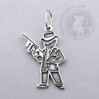 gangster vaul boy pendant gangster perk pendant gangster fallout jewelry gangster pendant fallout jewelry