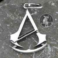 assassins creed unity pendant assassins creed jewelry assassins creed unity jewelry assassin pendant assassins jewelry assassins pendant assassins jewelry unity pendant unity logo assassins creed game jewelry gamer jewelry gamer gift gamer pendant geek jewelry geek pendant
