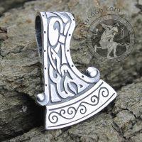 axe of perun silver pendant axe perun axe pendant axe jewelry lumberjack pendant lumberjack gift norse axe ancient weapon jewelry slavic pendant slavic jewelry slavic axe norse axe norse jewelry axe with carwing axe necklace