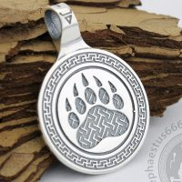 bear claw silver pendant bear claw pendant bear claw jewelry bear jewelry bear pendant bear necklace veles pendant veles god veles jewelry slavic pendant slavic necklase slavic jewelry molvinets pendant molvinets jewelry molvinets norse bear bear dootprint jewelry