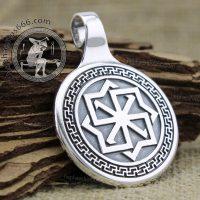 molvinets pendant molvinets slavic pendant molvinets norse molvinets symbol vikings pendant